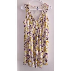 Old Navy XS Floral Summer Dress
